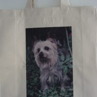 Personalised Photo Tote Bag