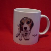 Personalised Pet Photo Mug Unique Gift