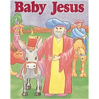 Baby Jesus Personalised Book