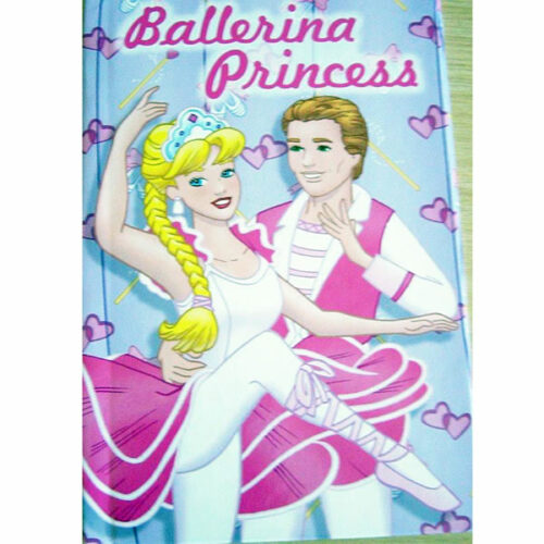 personalised book ballerina princess