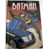 batman personalised book