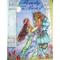 personalised book beauty beast