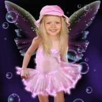 personalised photo fairy portrait