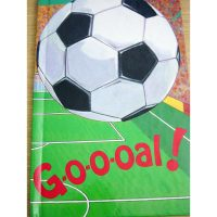 Personalised Book Goal Soccer