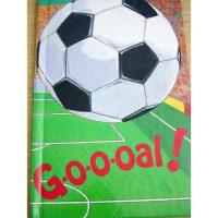 Personalised Book Goal Soccer
