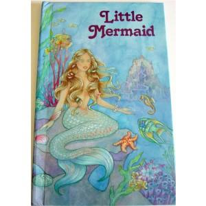 Personalised Book Little Mermaid
