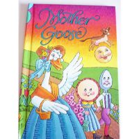 personalised book Mother Goose