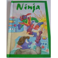 personalised book ninja
