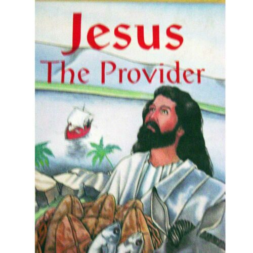 Jesus the provider personalised book