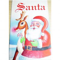 Santa Personalised Book