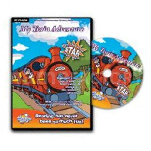 Personalised Story Train Adventure