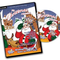 Personalised CD Christmas Adventure
