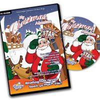 Personalised CD My Christmas Adventure
