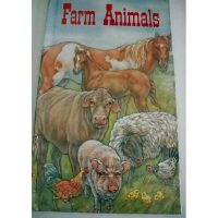 Personalised Book Farm Animals