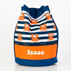 personalised swim bags boys