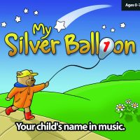 My Silver Balloon Personalised Song CD Volume 1