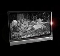 Photo Horizontal Frame Optical Crystal Display