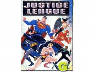 personalised book justice league