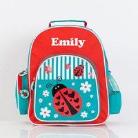 Pre School Backpack Ladybird