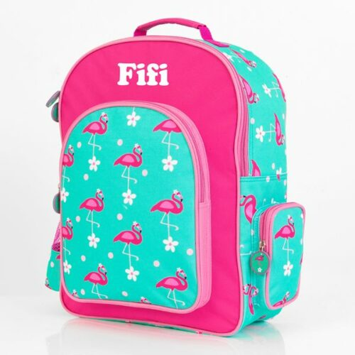 personalised backpack girls