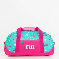 personalised duffle bag girls