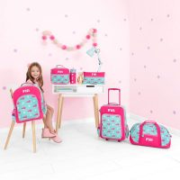personalised luggage girls
