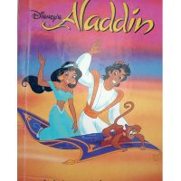 personalised book aladdin