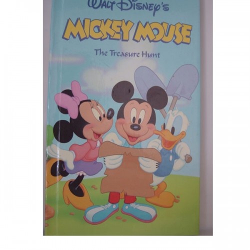 personalised book mickie mouse