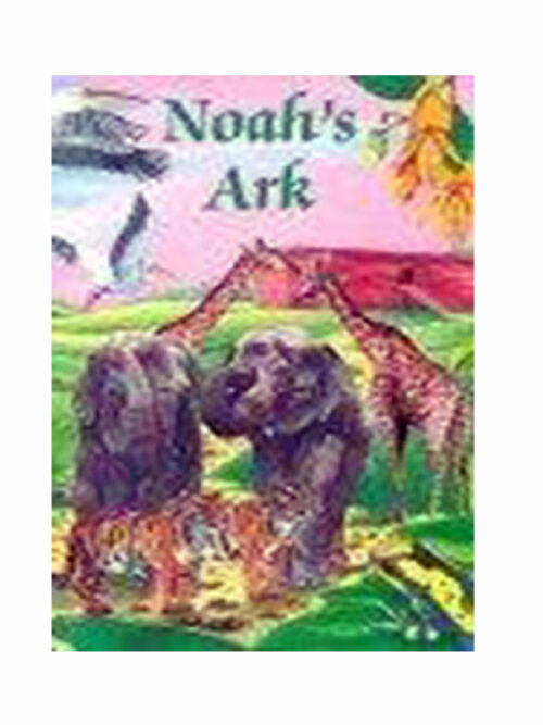 personalised children's book Noah's Ark