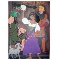 Personalised Children's Book Hunchback Of Notre Dame