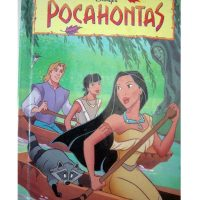 personalised book pochahontas