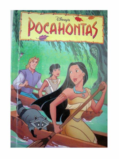 Personalised Children's Book Pocahontas
