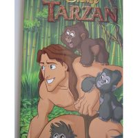 personalised book tarzan