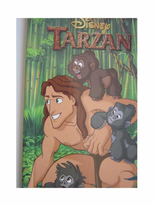 personalised book tarzan