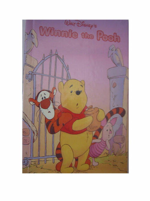 Personalised Children's Book Winnie The Pooh