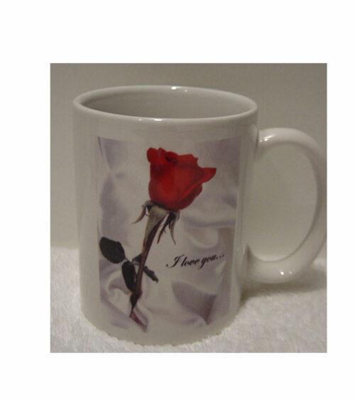Personalised Valentine's Day Mug