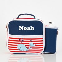 personalised preschool Lunch Bags