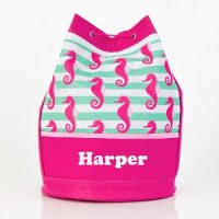 personalised swim bag