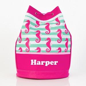 personalised swim bag