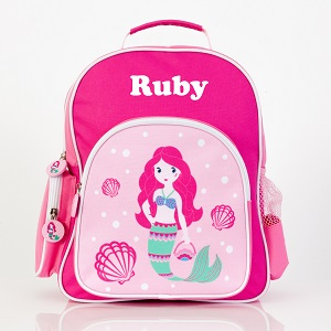 personalised pre school backpack