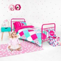 personalised quilt cover set
