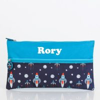 personalised pencil case boys