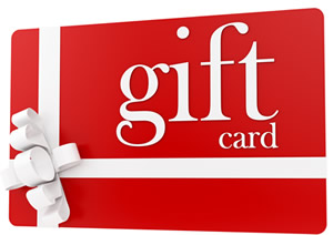 personalised gift gift cards