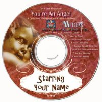 personalised kids music cd