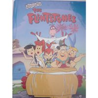 personalised book flintstones