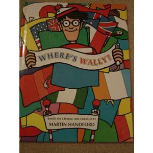 personalised book wheres wally