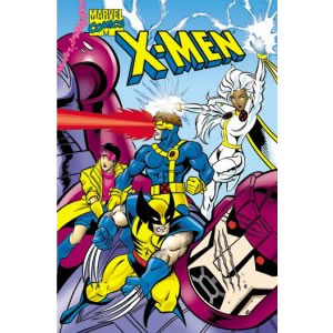 personalised book x-men