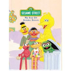 sesame street personalised story