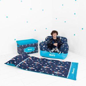 personalised boys bedroom