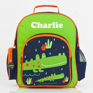 personalised preschool backpack